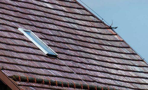 Dachfenster Einbau Dachdecker Neuss